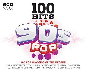 100 Hits - 90s Pop album