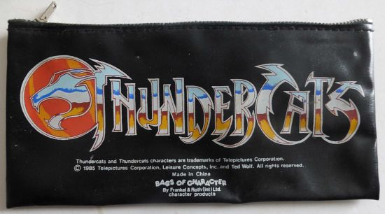 An original Thundercats Pencil Case from 1985