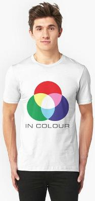 ATV in Colour logo T-shirt