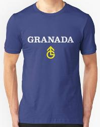 Granada TV Logo T-shirt