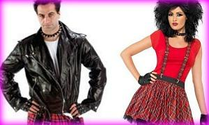 How to Create an 80s Punk Costume