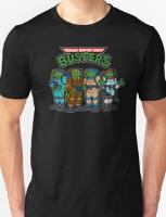 Teenage Mutant Ghostbusters T-shirt