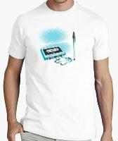 80s Loose cassette Tape T-shirt