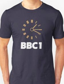 1980s BBC1 Closedown Clock T-shirt