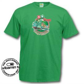 Ivor The Engine T-shirt - Green