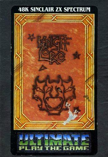 Knight Lore ZX Spectrum Cassette by Ultimate Play The Game