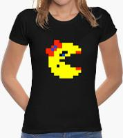 Ms.Pac-Man 80s Gamer T-shirt