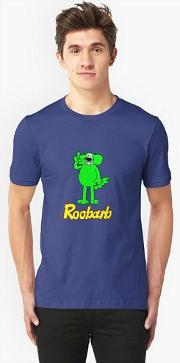 Roobarb T-shirt for Men