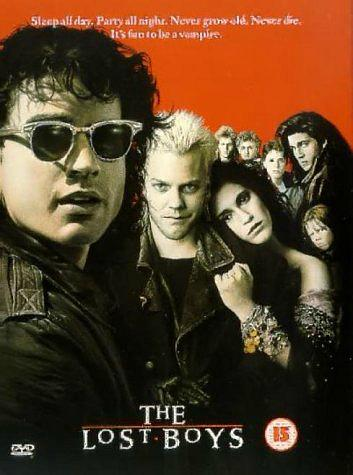 Thye Lost Boys DVD