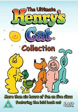 The Ultimate Henry's Cat Collection