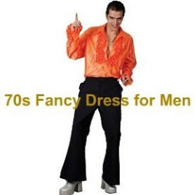 70s fancy dress costumes for men