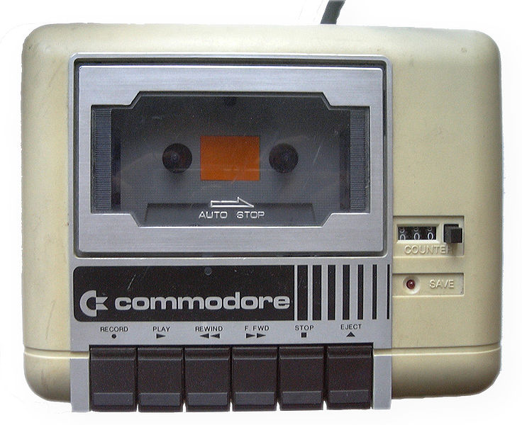 Commodore 1530 C2N Datasette