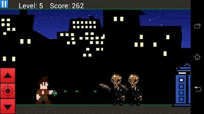 8 Bit Doctor Who Level Five