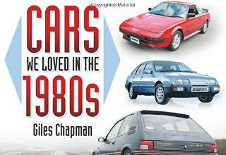 80s Car Books