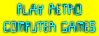 Play Retro Computer Games Banner