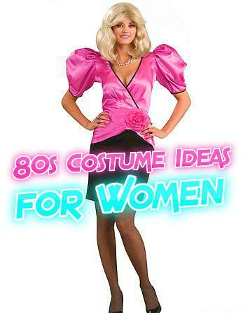 1980s Party Costumes for Women USA