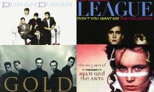 80s Greatest Hits Albums