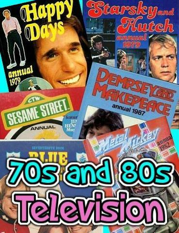 70s and 80s TV Shows Montage