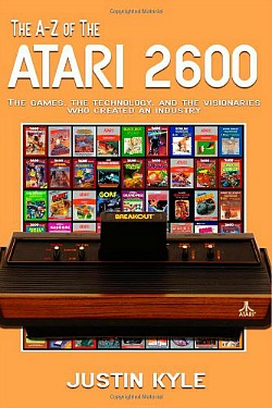 The A-Z of the Atari 2600 - Book