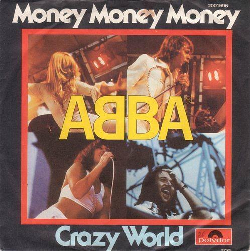 Songtext von ABBA - Crazy World Lyrics