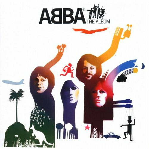 ABBA The Album LP sleeve (1978)