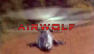 Airwolf titles from series 4