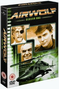 Airwolf DVD - season one