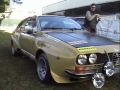 Gold-coloured Alfa Romeo Alfetta