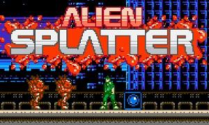 Alien Splatter Online Game