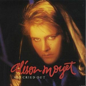 Alison Moyet - All Cried Out (1984 UK CBS 2-track 7 inch vinyl single)