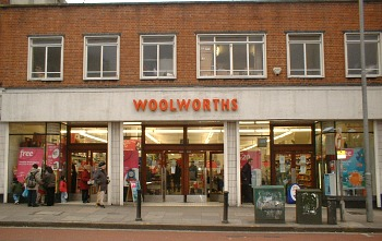 An old Woolworths Store
