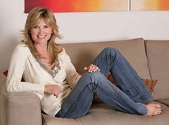 Anthea Turner in the 90s