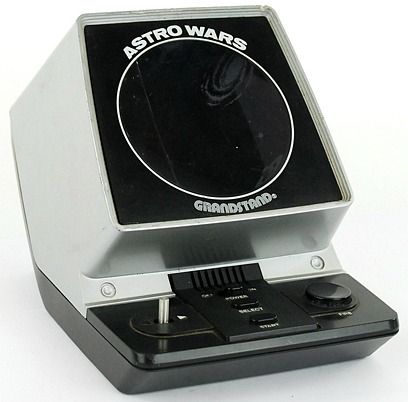 Grandstand Astro Wars - portable video game console