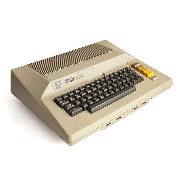 Atari 400 And 800 8 Bit Home Computer Simply Eighties