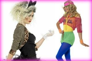 80s Costumes for Women - Top 25 Ideas
