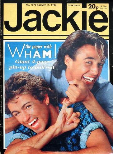 Jackie August 11 1984 ft. Wham!