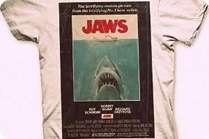 Jaws T-shirts for Adults