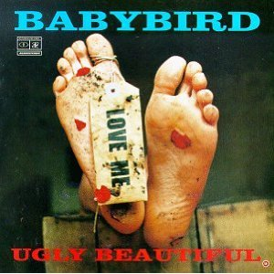 babybird - Ugly Beautiful (album sleeve)