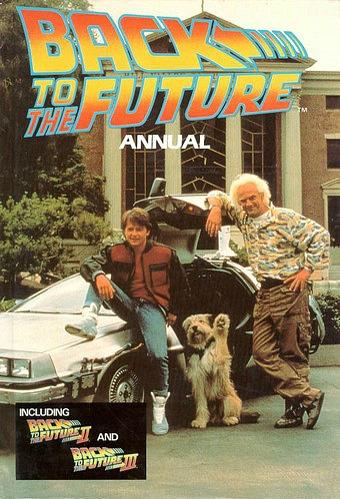 Back to the Future Annual 1991