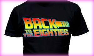80s T-shirts for Ladies