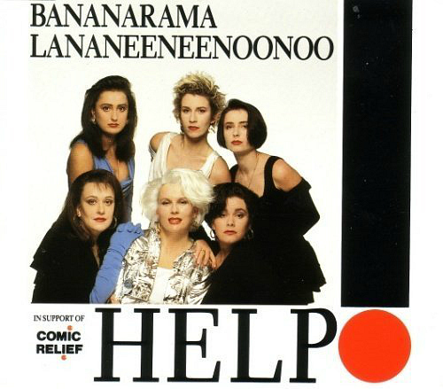 Bananarama and Lananeenenoonoo