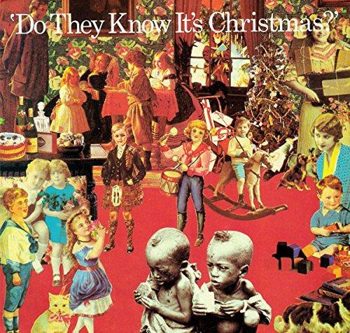 Band Aid - Do They Know It's Christmas? (1984) vinyl single