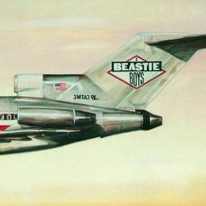 Licensed To Ill (1986) Beastie Boys debut album
