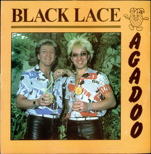 Black Lace - Agadoo - 80s Novelty Songs at simplyeighties.com