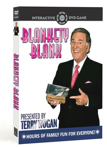 Blankety Blank Interactive DVD presented by Terry Wogan