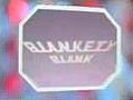 Blankety Blank Title Screen from the 80s