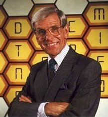Blockbusters host Bob Holness