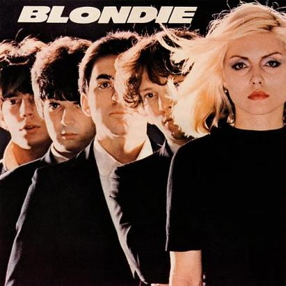 Blondie album sleeve (1976)