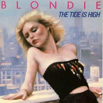 The Tide Is High by Blondie (1980) vinyl single
