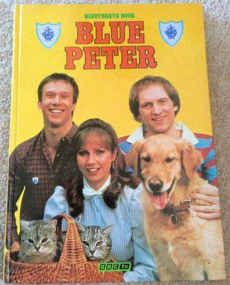 Blue Peter Annual 1983 - nineteenth book